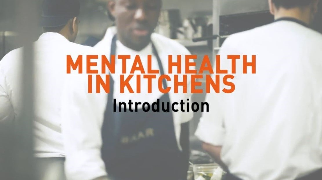 Mental health in kitchens. Creating supportive environments in kitchens