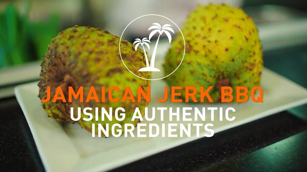 Using authentic ingredients for Jamaican Jerk BBQ