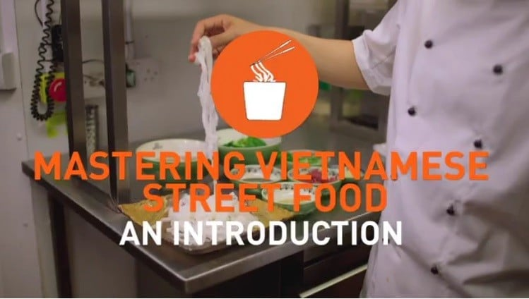 An introduction to Mastering Vietnamese Street Food