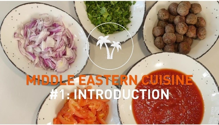 An introduction to Middle Eastern cuisine
