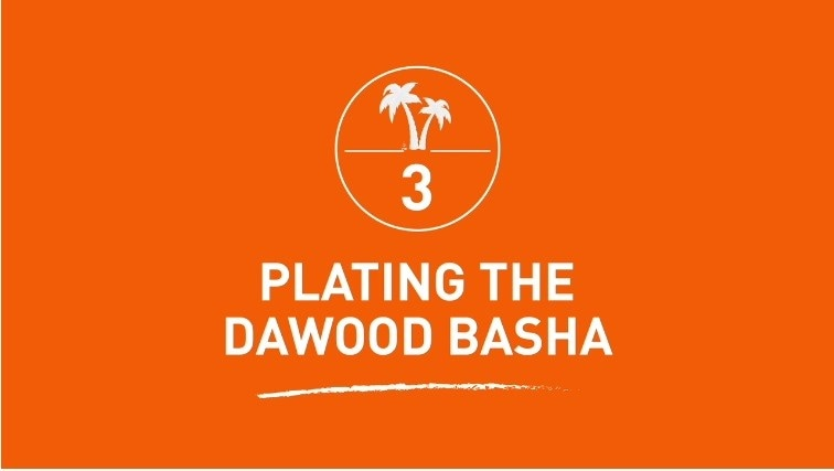 Middle Eastern Starters. Dawood Basha part 2