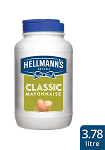Hellmann's Classic Mayonnaise (4x3.78L) - Hellmann's Classic, your perfect partner for delicious sandwiches