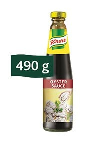 Knorr Oyster Flavoured Sauce [Maldives Only] (12x490G) -